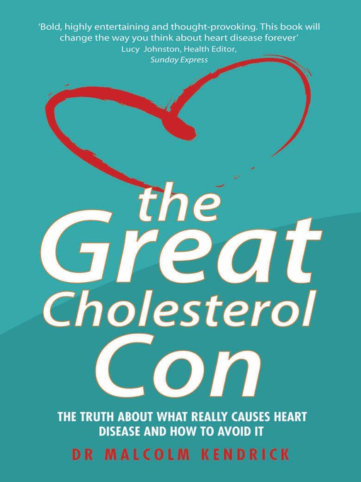 The Great Cholesterol Con